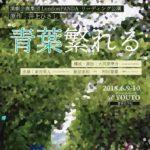 6/9(土)〜10(日)リーディング公演『青葉繁れる』
